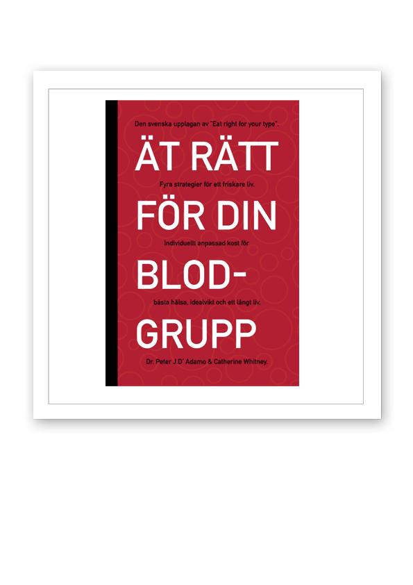 blodgrupp och kost