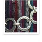 Armband och scarf, från Köpenhamn.