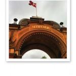 Portalen på Tivoli, Köpenhamn.
