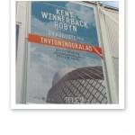 Konsertaffisch; Kent, Winnerbäck, Robyn