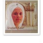 "Snatam Kaurs album ""Shanti""."