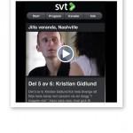 Jills veranda med Kristian Gidlund via SVT Play.