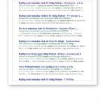 Nyhetsrapportering om matens påverkan under graviditet.