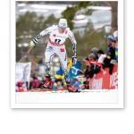 VM-guld för Johan Olsson i Falun 2015.