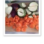 grönsaker matdag