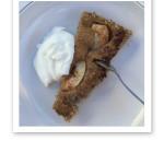 oktober äppelkaka glutenfri